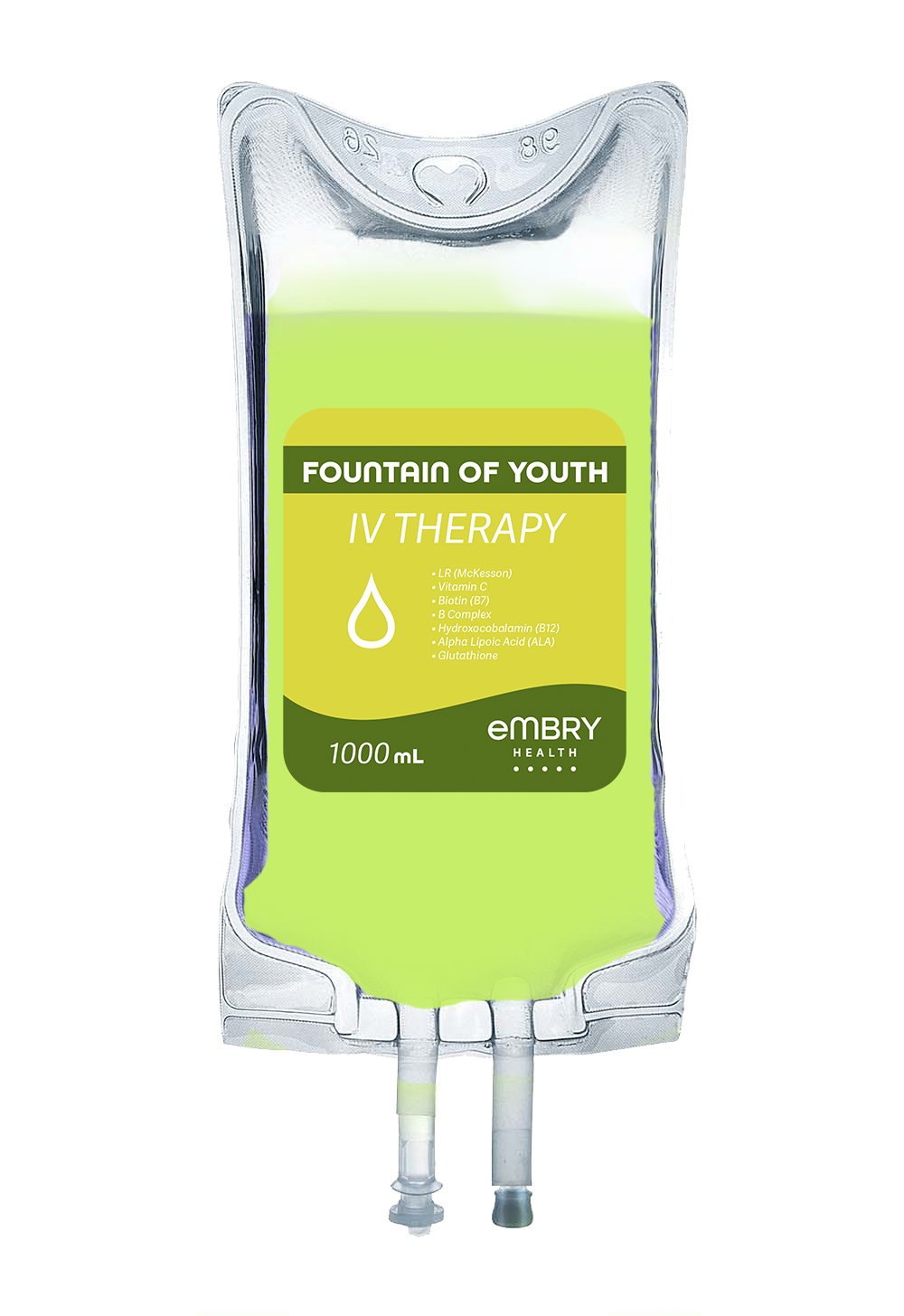 A mix of IV fluids, electrolytes, and vitamins to help boost your energy levels and improve your overall health and wellness. $275
